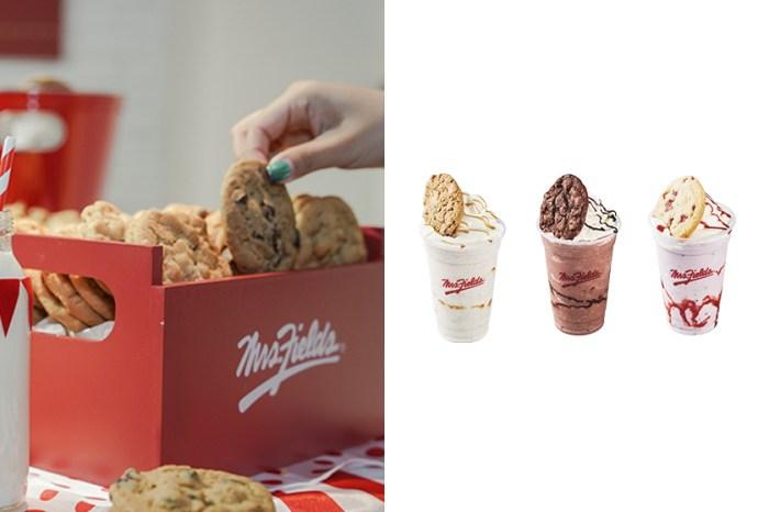 經典懷舊的美式風格:40 年歷史的餅乾品牌「Mrs. Fields」開設第一間台灣門市!