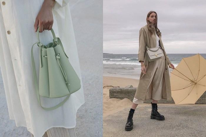 毫不費力的優雅:被法國女生私藏的小眾手袋 Polène,中價位卻有高質感!
