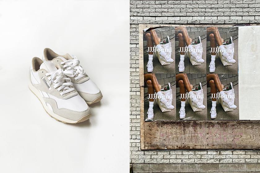 JJJJound x Reebok Classic Nylon Sneaker