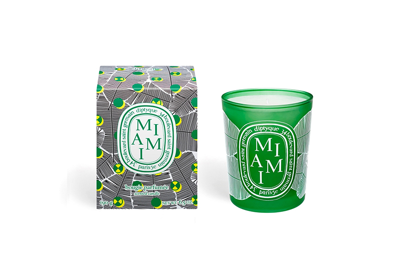 diptyque City Collection Scented Candle popup in Taiwan