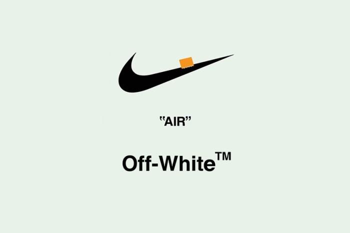 Off-White 與 Nike 將再次強強聯手!又一雙合作鞋款外型樣貌曝光!