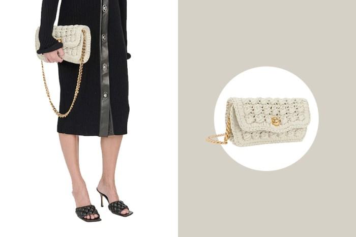 注入秋冬的柔軟格調:在 Bottega Veneta 新品區中,藏了一款低調的質感手袋!
