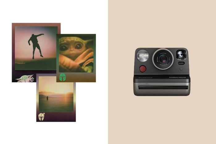 拍出夢幻的「尤達寶寶」相紙!Polaroid 與《Star Wars》聯名推出即影即有相機!