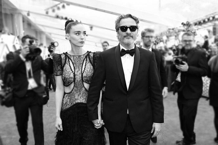Joaquin Phoenix 與 Rooney Mara 迎來第一個小孩,名字背後有著這個動人意義!