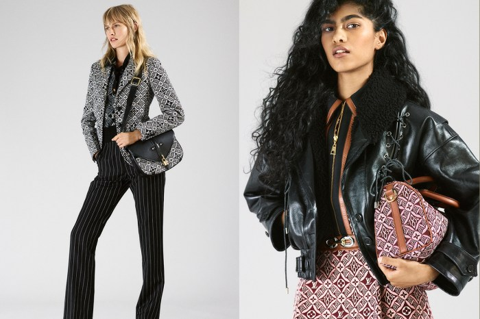 Louis Vuitton 延續復古印花熱潮!《Since 1854》系列成了時尚達人的最愛