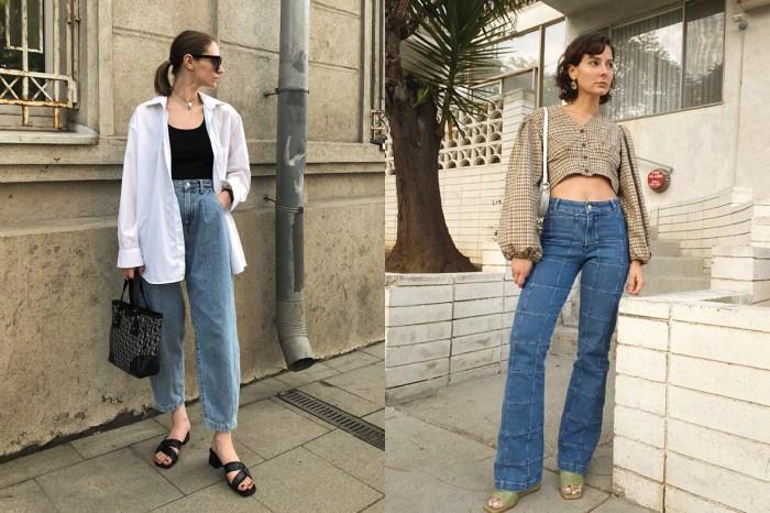 除了 Skinny Jeans 外,今個秋冬應該馬上入手的 4 款牛仔褲!