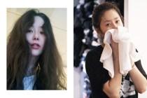 你猜到這位韓國女星已經將近 50 歲了嗎?她的護膚秘密都在敷面膜的步驟!