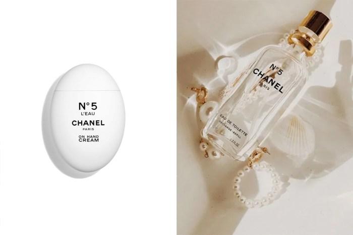 2018 的人氣限量款回來了:以傳奇香水之名,今年底再推出 Chanel N°5 護手霜!