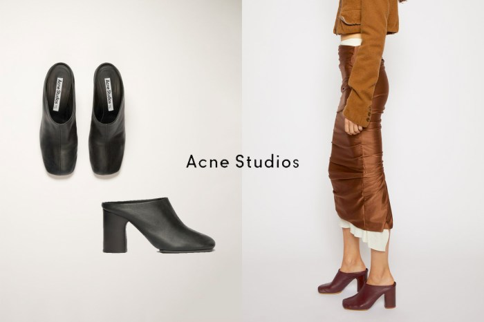 從春夏過渡至秋冬:一雙高跟穆勒鞋,讓你從雙腳展現女人味的小心機!