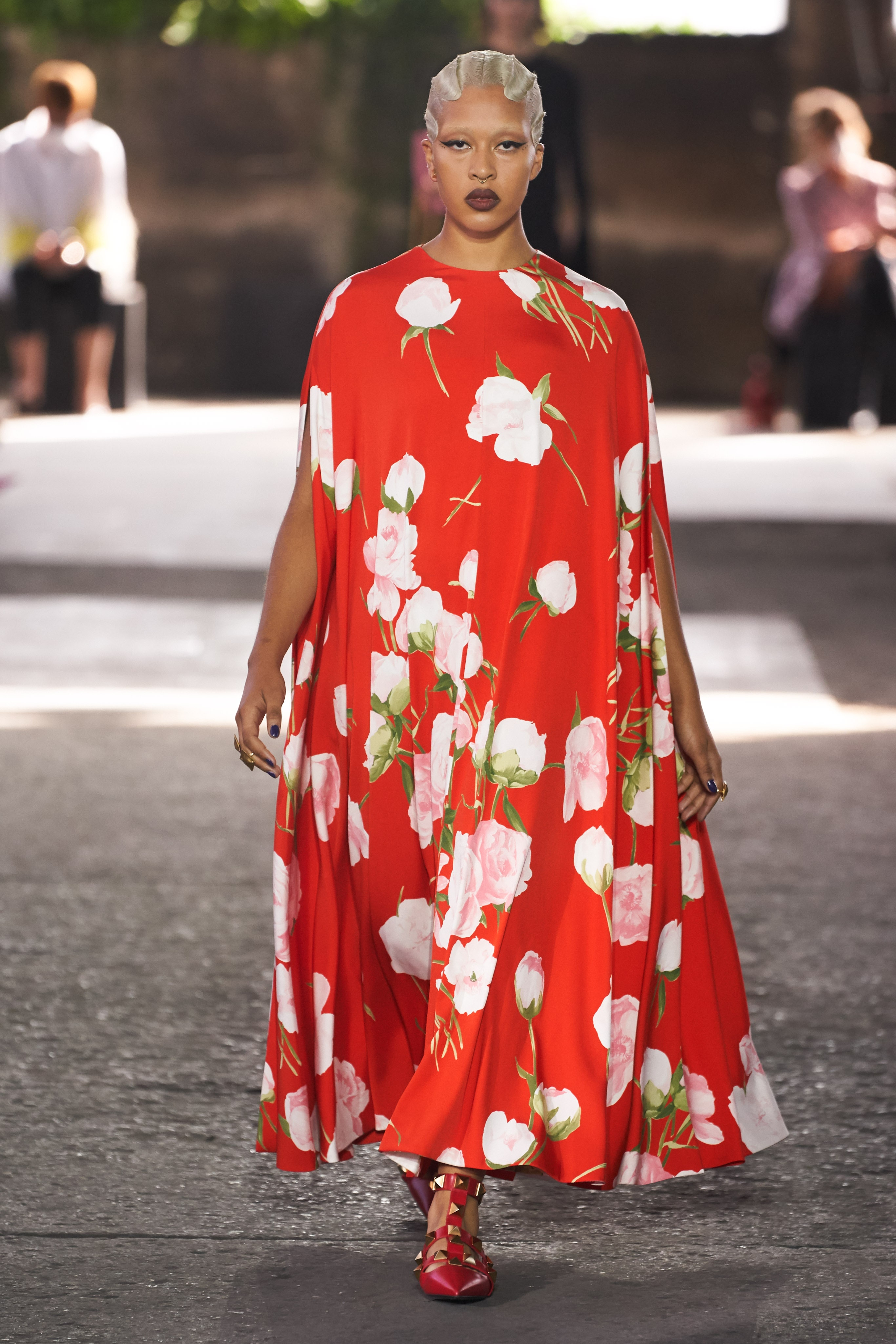valentino Milan fashion shows spring 2021 ready to wear