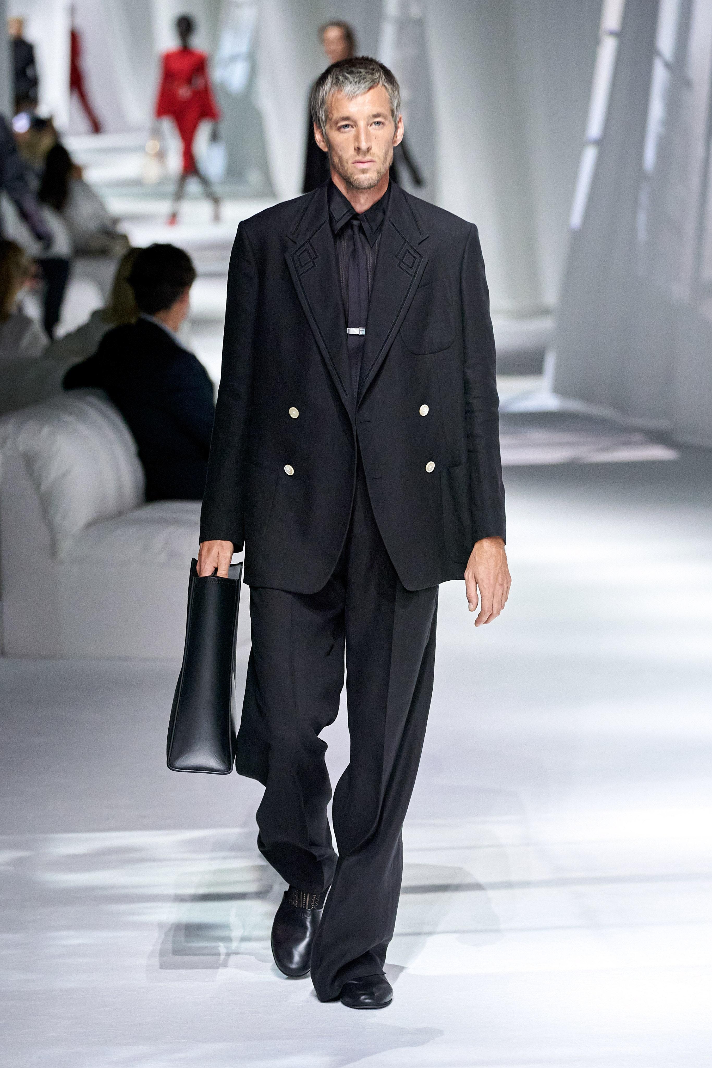 Fendi spring 2021 ready to wear Milan fashion week