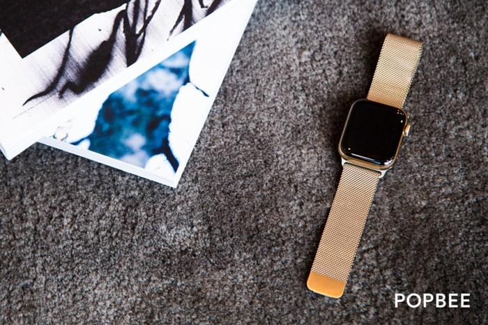 一枚 Apple Watch 滿足數個願望!時尚的生活必備好幫手