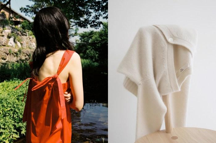 極簡如 Lemaire,優雅似 Celine:淺認識來自首爾的小眾品牌 Arch The!