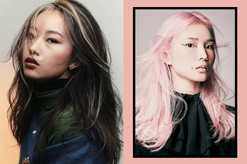 2020AW hair trend Shiseido Professional