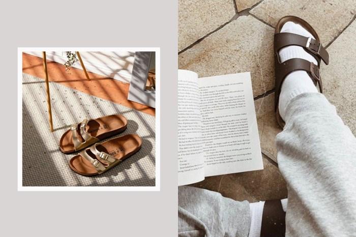 疫情下越賣越好!Birkenstock 哪對涼鞋搜尋量急漲 225%,成為居家潮人必搶?
