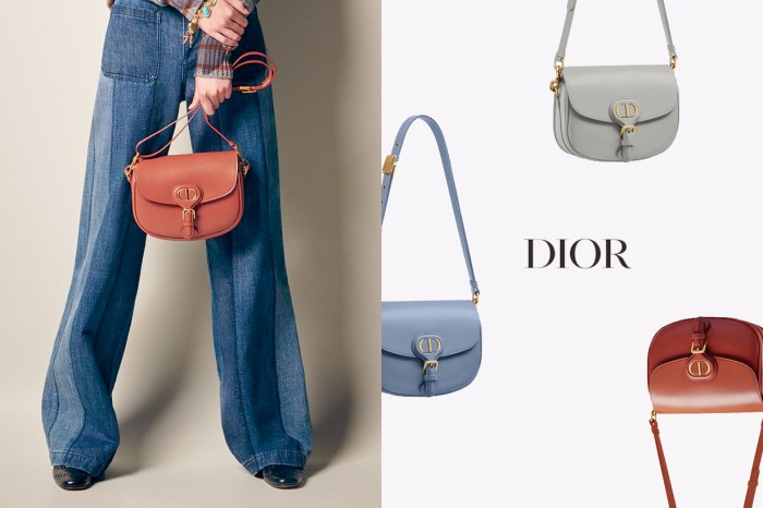 Dior Bobby 生力軍全都在這了:一系列新色上架,小細節美的令人陶醉!