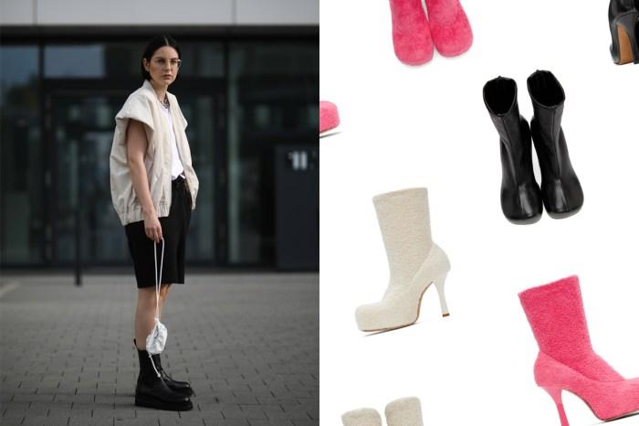 附上毛絨款:尋覓一雙命定美靴,Bottega Veneta 能讓腿看起來犯規長!