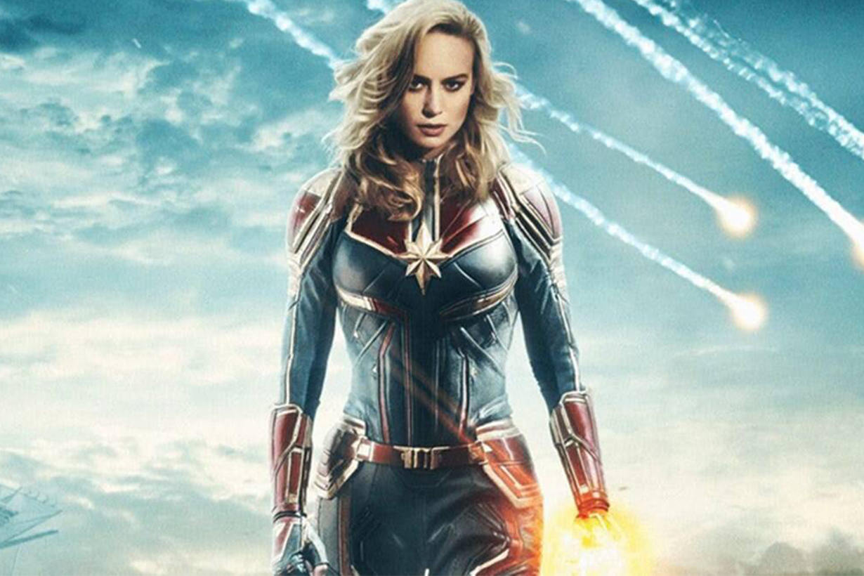 Brie Larson turned down Captain Marvel twice due to anxiety