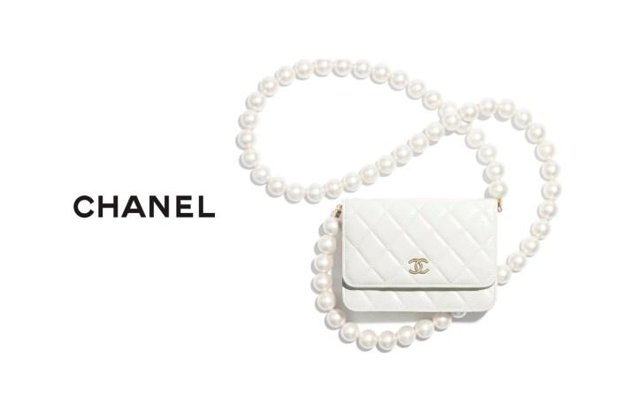 手袋區之外總有驚喜,Chanel 推出的珍珠版 Wallet on Chain 是完美正解!