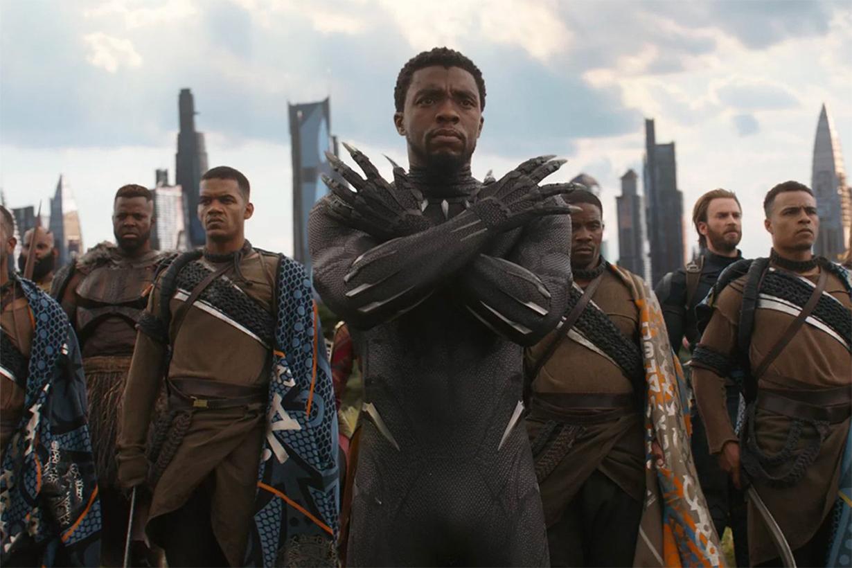 Chadwick Boseman death Black Panther 2 development