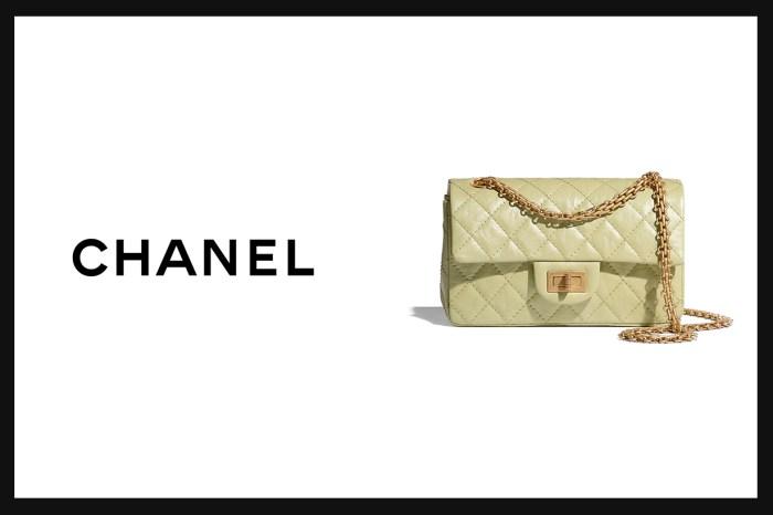 Chanel 推出多款「牛油果綠」手袋,這個秋季不用再黑白灰!