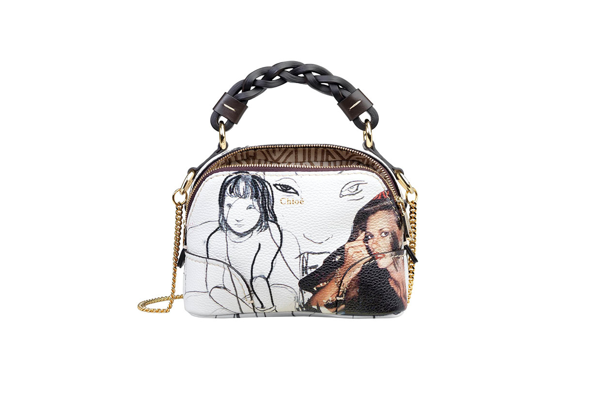 Chloé Mini Daria Bag
