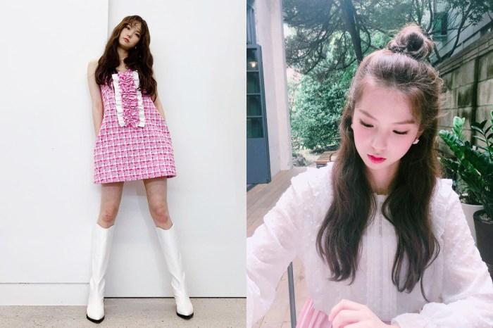 這位女偶像被網民認為有著完美的身高和體重比例!到底她是怎樣維持身材?