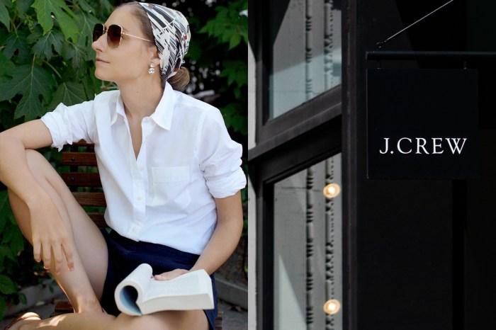 力挽狂瀾:宣告破產 4  個月後,美國品牌 J.Crew 有了全新大股東!