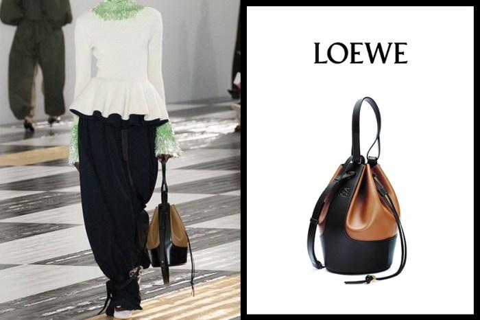 堪稱 Loewe 最熱銷手袋,5 款 Balloon Bag全新秋冬配色!