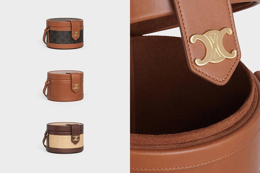 celine fw20 tambour bag handbags
