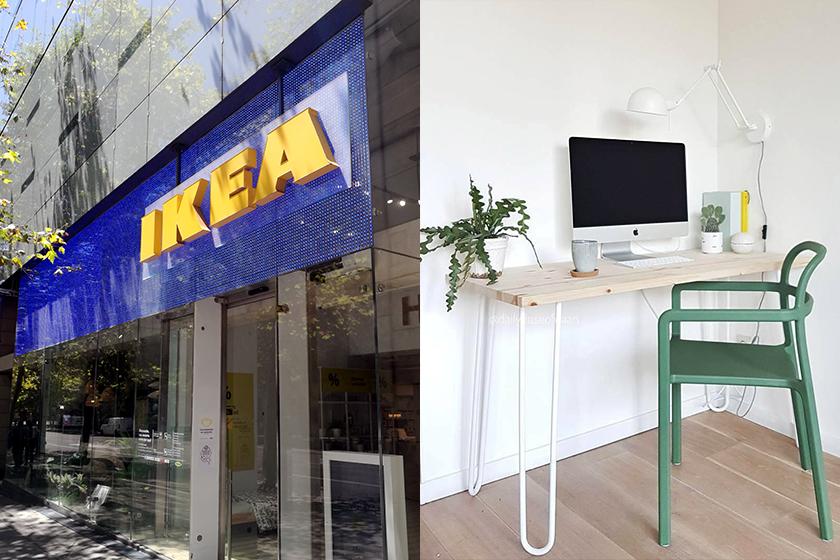 ikea asus rog debut affordable gaming furniture lifestyle