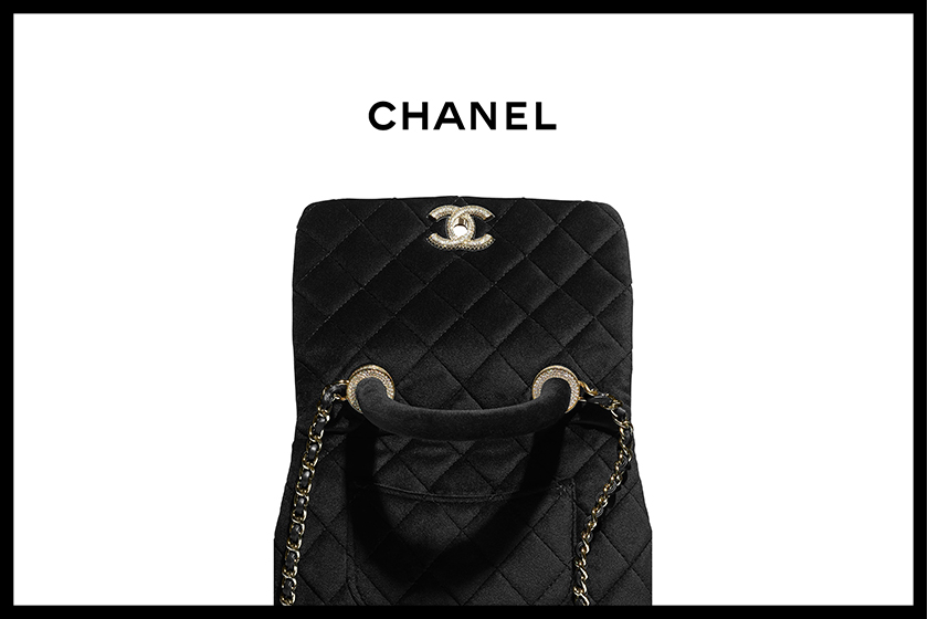 chanel fw20 mini coco flap handbags