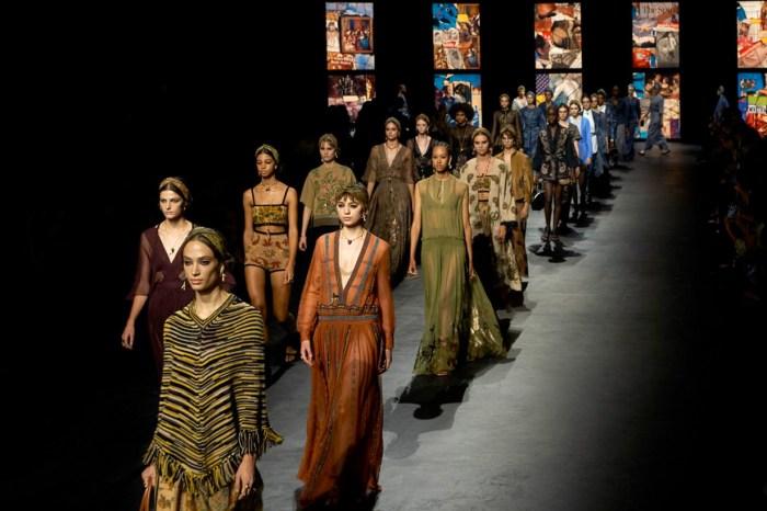 #PFW:當 Bar Jacket 變成了和服外套,2021 春夏女裝悄悄定義了「New Dior」