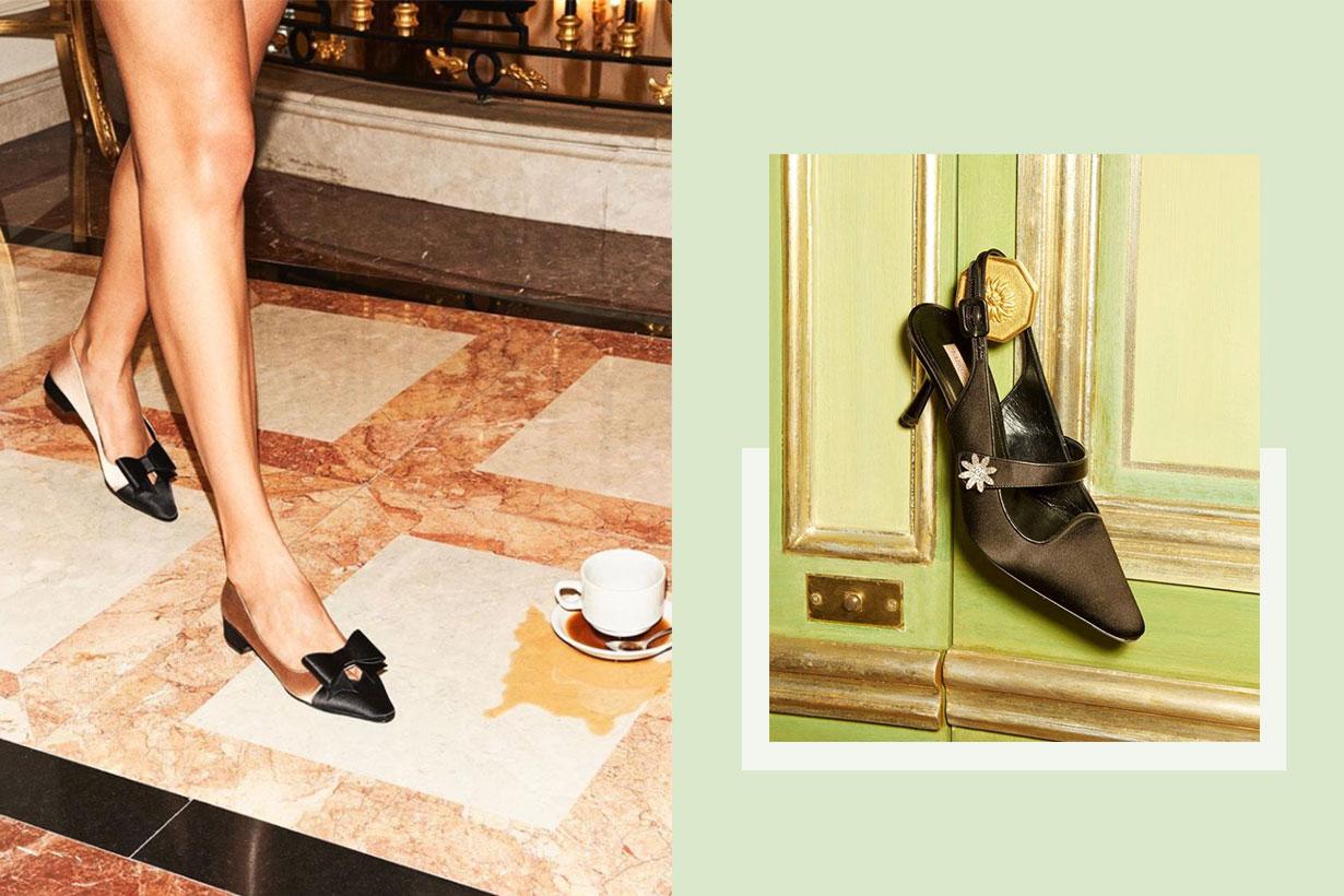Italian designer Fabrizio Viti's Shoe Brand