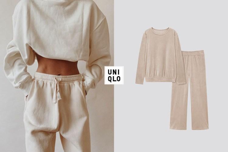 Uniqlo 秋冬居家睡衣,為什麼時髦女生都要這款設計?