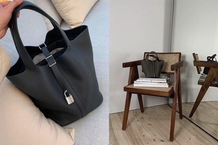 親民入門款:Hermès Picotin 水桶包低調美,熱賣到一包難求!
