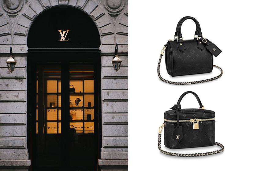 Louis vuitton monogram speedy bb vanity pm handbags 2020