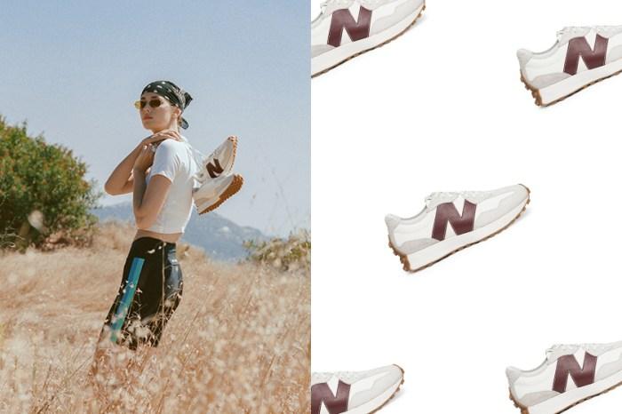 踩上古典美線條:STAUD x New Balance 為 327 又添高質細節!