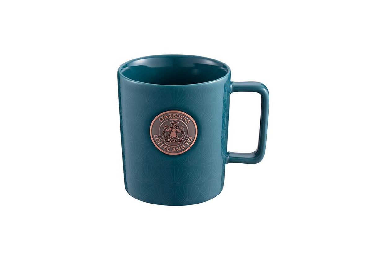 Starbucks taiwan Siren cup collection limited 2020