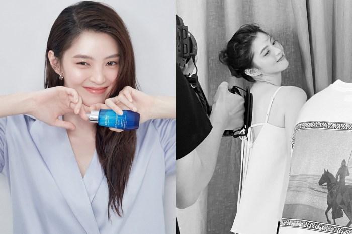 韓素希多個代言廣告同時釋出,成功成為韓國新任「廣告女王」!