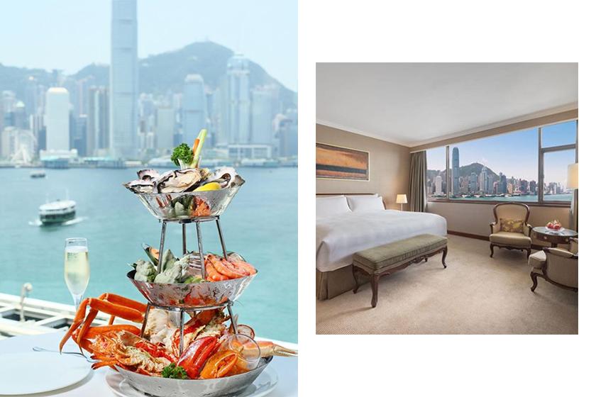 hong kong staycation Marco Polo Hong Kong Hotel Movie Fantasy Klook