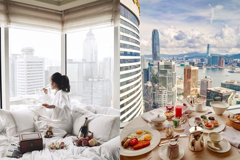 Hong Kong Staycation discount package Conrad Hong Kong KLook