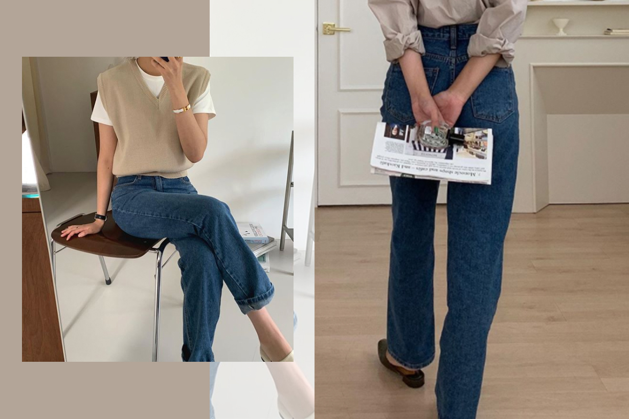 HOW TO FIND THE PERFECT DENIM