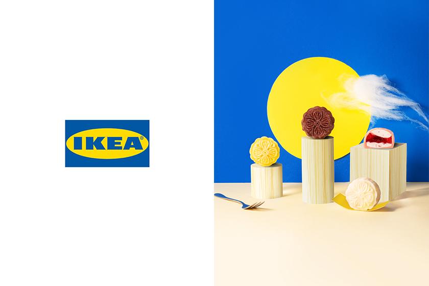 IKEA Snowy mooncake Hong Kong