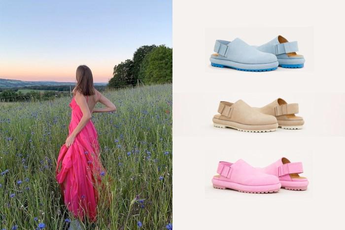 一向優雅的 Jacquemus 竟推出了醜拖鞋,詮釋著不同味道的法式慵懶!