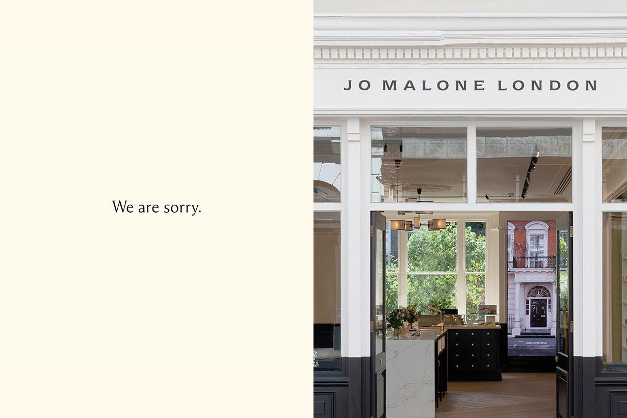 Jo Malone london apologize john boyega why