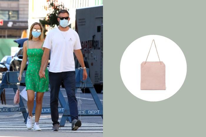 從去年就已經不離身:Jennifer Lawrence 的愛包不止 Dior,還有這個低調極簡的品牌!