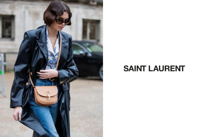 Saint Laurent 本季最紅 Kaia Bag 馬上就有姐妹款,而且價錢更好入手了!