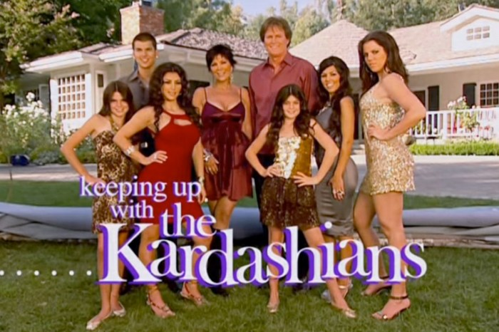 沒想過會有結束的一天… 《Keeping Up with the Kardashians》明年播出最後一季!