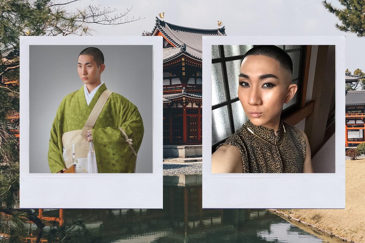 Kodo Nishimura Japanese Monk Makeup Artist LGBTQ Member Come Out Gay Parsons School Yamashita Tomohisa From five to nine